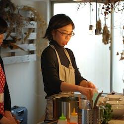 Seiko さんの Marisa & Seiko's ヴィーガンPop-Up ディナー