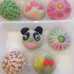RIE さんの 和菓子職人直伝!春の和菓子レッスン