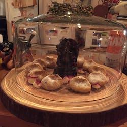 KitchHike User さんの 食卓で世界一周♪ 旅するパティシエの「世界のおやつ」