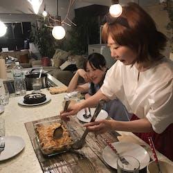 Reiju さんの ジブリごはんパーティー!映画の料理を食べてみよう!