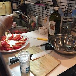 Luca さんの イタリア伝統家庭料理ナスのフリット