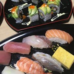 masako uchiyama さんの 寿司職人と一緒に作る世界のお寿司 World sushi party