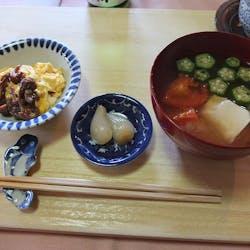 上澤梅太郎商店 さんの 伝統家屋でいただく、なんでもない日の食卓。