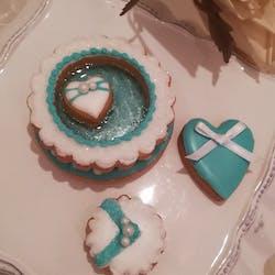 KitchHike User さんの SNS映えする大人っぽいアイシングクッキーを作りましょう!