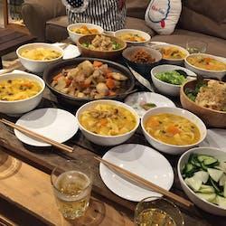 Tomomi さんの hato kitchen!〜ほうとうの陣〜