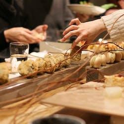 R!CE さんの パンチの効いたビーガン料理