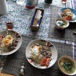 YUKIKO さんの 笑顔でほろ酔いエスニックバル!(親子ペア)@大塚RYOZAN PARK