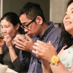 Maki さんの 旅するお茶会《タピオカティー篇》〜自分だけのオリジナルタピオカティーを作ってみよう〜