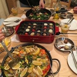 ポケットマルシェ さんの 【コラボPop-Up】じっくり煮込んだトマトカレーにふわとろオムレツ乗っけちゃいました!