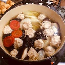 Lito さんの たっぷり野菜の重ね煮でしあわせランチ