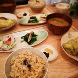 Mikako さんの Ichi-ju San-sai 一汁三菜