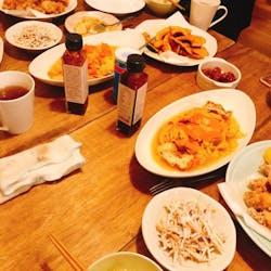 Yukari さんの 石井食品さん❌そとんち❌寿司屋ーsaiーによるコラボイベント!健康に優しく素敵なお寿司パーティー!!