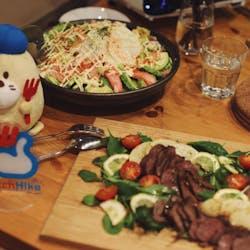 秀和 さんの 新メニュー追加!みんなの食移住計画vol.1ーみんなの味を東京で。能登七尾・山口・京都・大分の食材を楽しもう!ー