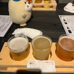 VECTOR BEER 虎ノ門店(ベクタービア) さんの 【虎ノ門】自家醸造のビールを絶品ロティサリーチキンと一緒に味わおう!「ちょい飲みスタンド」@VECTOR BEER 虎ノ門店