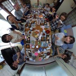 KitchHike User さんの 【オンライン 19時には完成】こっくり甘辛✨鶏の黒酢炒め他、和食おかずを一緒に作ってそのまま夕飯に!✨🎶