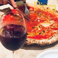 キッチハイク@アンティーカ・ピッツェリア・ダ・ミケーレ恵比寿 さんの 本場ナポリで行列必須の有名店!ピザ「アンティーカ・ピッツェリア・ダ・ミケーレ 恵比寿」で好きな料理を頼もう(¥3,000 ~ ¥3,999)