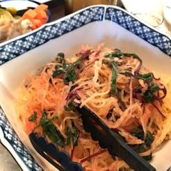 牧子 さんの 大阪開催 ローストポークと秋野菜
