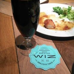 WIZ CRAFT BEER and FOOD さんの 約30種類のクラフトビールが450円から楽しめる!「WIZ CRAFT BEERandFOOD」でクラフトビールを飲もう¥(2,000~¥2,999)