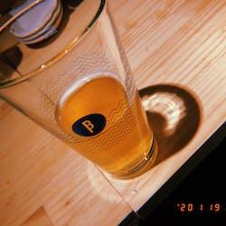 ブラッセルズ さんの 【HOPPIN'GARAGE 1周年記念🎉】クラフトビールのお店に行って限定ビールをゲットしよう🎉@ブラッセルズビアプロジェクト新宿 (¥3,000~¥3,999)