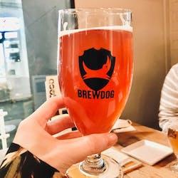 Brew Dog Roppongi(ブリュードッグ) さんの 【六本木】新進気鋭のスコットランド発のブルワリー直営店「ちょい飲みスタンド」@BrewDog Roppongi