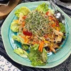 masae さんの 徳島染め&徳島の藍を食べる会  〜藍を五感で感じてみよう〜