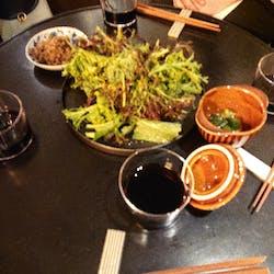 Rui さんの EAT ART vol.1  Day1 Night〜食はアートへ、アートは食へ〜