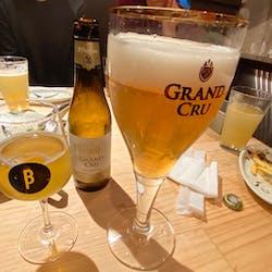 ブラッセルズ さんの 【新宿】ベルギー発のクリエイティブなビールを楽しもう!「ちょい飲みスタンド」@ブラッセルズビアプロジェクト新宿
