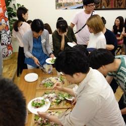 Shirokuma Kitchen さんの 夏の自家製ドリンクを作ろう!withチーズとろけるフレンチトースト