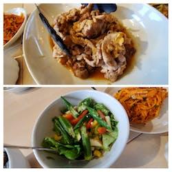 Panasonic KURA_THINK さんの 〈鮭のムニエル〉【お子さま歓迎】Panasonicの近未来キッチンで料理体験!『KURA_THINK(クラシンク)』の食卓