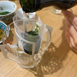 九州茶産地協議会 さんの 奇跡の一滴、瞬間水出し、スパークリングに焼酎の茶割りまで。お茶の新しい楽しみ方に出会う九州茶会議、開催!